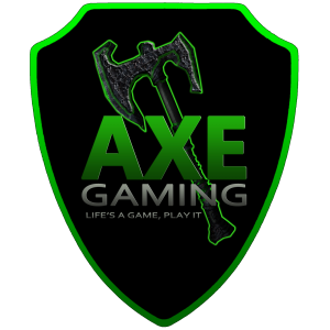 AXE LOGO clear small